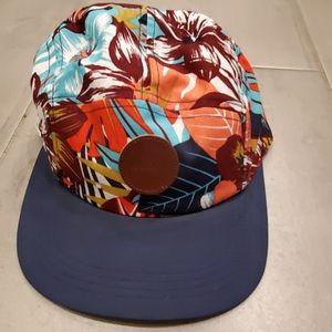 Roxy Floral Adjustable  Cap